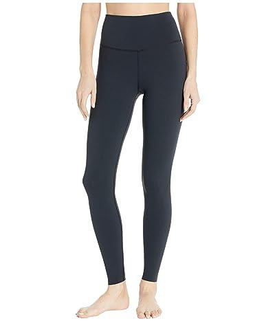 Nike Yoga Luxe 7/8 Tights (Black/Dark Smoke Grey) Women
