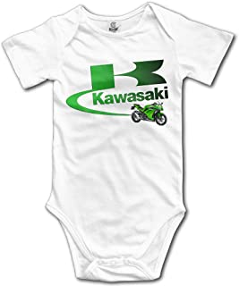 Sokie Baby's Bodysuit Romper Jumpsuit Baby Clothes Outfits Kawasaki Logo