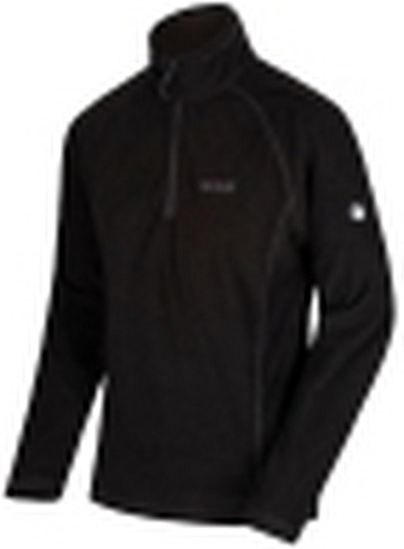 Regatta Montes Half Zip Lightweight Mini Stripe Fleece Top - SS19