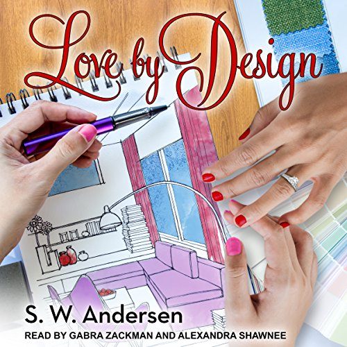 Love by Design audiobook cover art