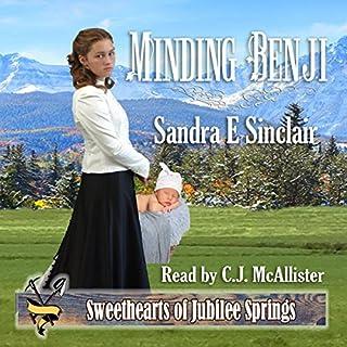 Minding Benji audiobook cover art