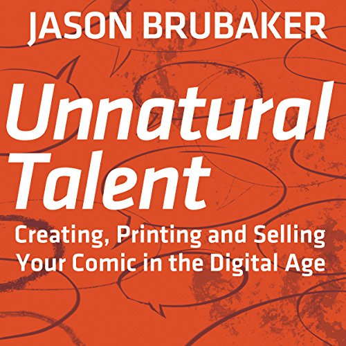 Unnatural Talent audiobook cover art
