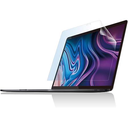 エレコム 液晶保護フィルム MacBook Air 13inch 2020/2019/2018年モデル 【2020年M1チップモデル対応】 反射防止 高精細 フッ素抗菌加工 スーパースムース EF-MBAR13FLST