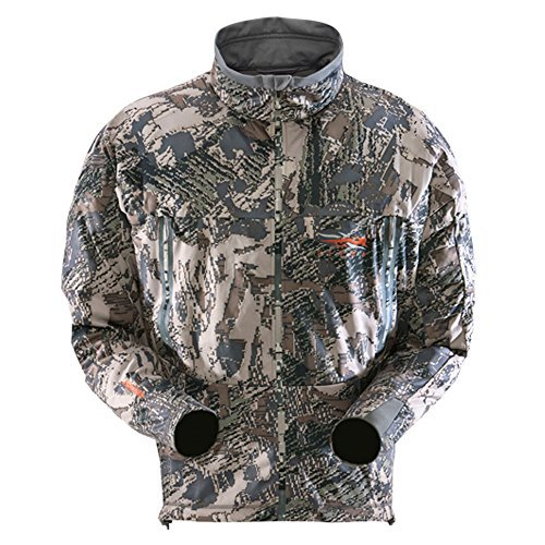Sitka Gear Jetstream Lite Jacket Optifade Open Country Medium by Sitka Gear