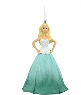 2016 holiday barbie ornament