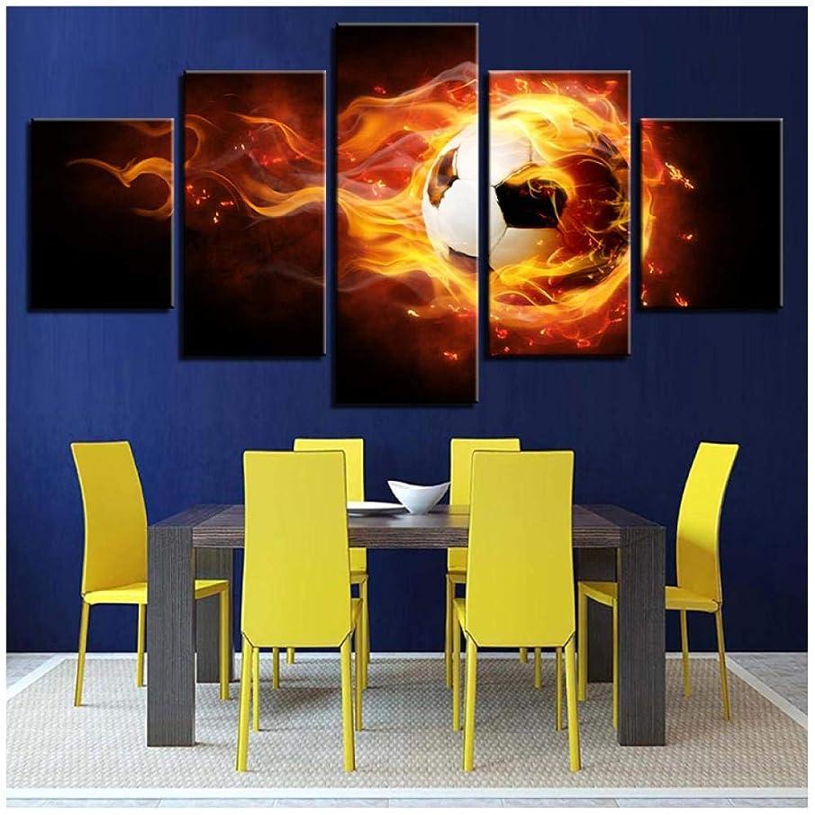 広告主間違っている検体HDプリント写真キャンバス5ピースフレームバスケットボール絵画ウォールアートスポーツポスター用リビングルームホームインテリア(フレームなし)40x60 40x80 40x100cm