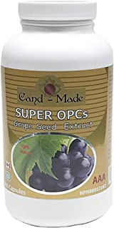 Cand-Made Super OPCs Grape Seed Extract 365Capsules