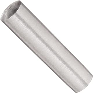 0.141 Large End Diameter Pack of 10 Standard Tolerance 18-8 Stainless Steel Taper Pin Plain Finish 1-1//4 Length 0.115 Small End Diameter Meets ASME B18.8.2 #2//0 Pin Size
