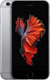 Apple iPhone 6S with FaceTime - 128GB, 4G LTE, Space Gray