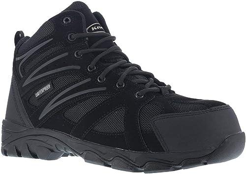 Knapp Men& 039;s Gründ Patrol Waterproof Leather, Mesh Trail Hiker Stiefel