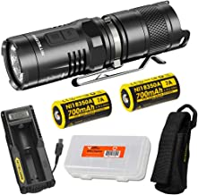 nitecore charger red light