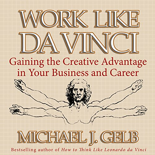 Work Like da Vinci cover art
