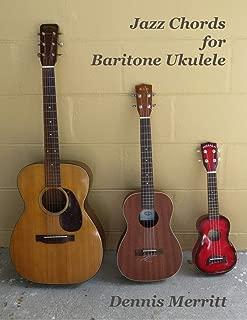 Jazz Chords for Baritone Ukulele