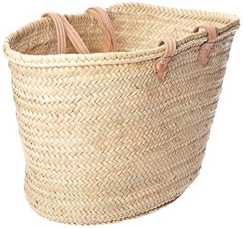 Amazon.com - Casablanca Market Moroccan Market Basket with Four Straps -