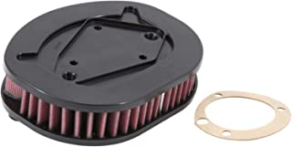 K&N Engine Air Filter: High Performance, Premium, Powersport Air Filter: Fits 2012-2019 HARLEY DAVIDSON (XL1200, Sportster Custom, Roadster, Iron, SuperLow, Forty-Eight, Special, Seventy-Two) HD-1212