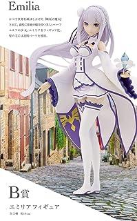一番くじ Re:ゼロから始める異世界生活 物語は、To be continued B賞 エミリア フィギュア サイズ:約19cm