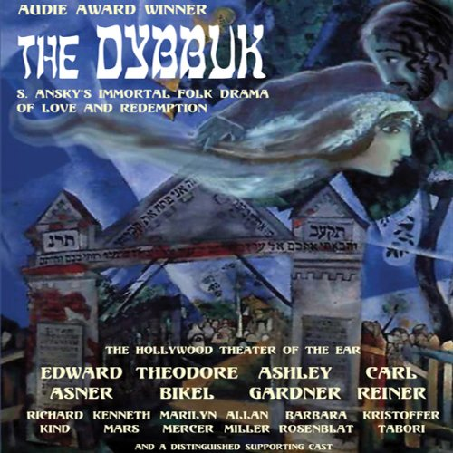 The Dybbuk audiobook cover art