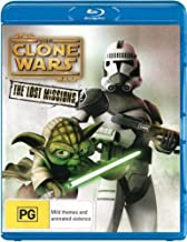 Star Wars The Clone Wars: The Lost Missions - Season 6 [NON-USA Format / PAL / Region B Import - Australia]