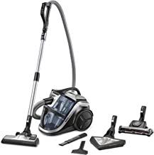 TEFAL Silence Force Multi-Cyclonic, Bagless Canister Vacuum Cleaner - TW8356HA