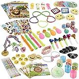 THE TWIDDLERS 100 Juguetes de Fiesta de Cumpleaños para Piñatas, Bolsas Regalo