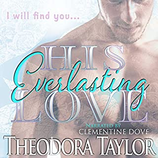 His Everlasting Love audiobook cover art