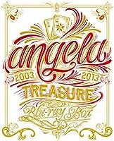 angela TREASURE Blu-ray BOX【完全限定生産版】