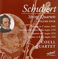 Vol. 4-String Quartets Coull Quartet