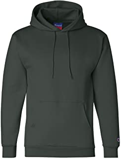 Champion Double Dry Action Fleece Pullover Hood_Dark Green_S