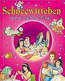 Schneewittchen und die sieben Zwerge: Ein Märchenbuch für Kinder (Märchen für Kinder zum Lesen...