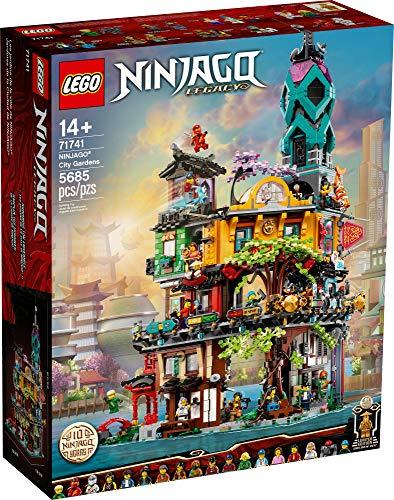 レゴ (LEGO) ニンジャゴー ニンジャゴーシティ・ガーデン 71741 国内流通正規品