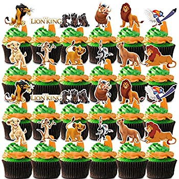 Best lion king cupcake Reviews