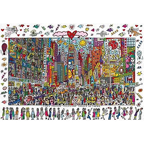Lfixhssf Volwassen Puzzel, Moeilijk Complex Patroon Kleur Figuren Boek Wanddecoratie Olieverfschilderij Lfixhssf 300p D