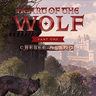 Heart of the Wolf audiobook cover art