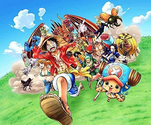Puzzle One Piece  marca DFGAD
