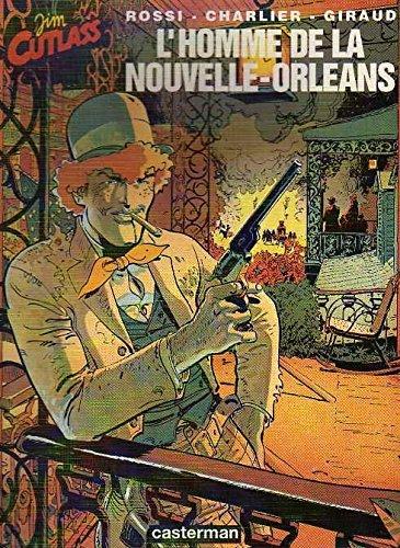 Jim Cutlass : L'homme de la Nouvelle-Orléans