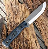 TOPS Knives B.O.B. The Brothers of Bushcraft Fieldcraft B.O.B. Hunter - 154 cm Steel (Blue)