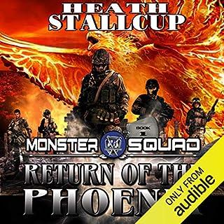 Return of the Phoenix audiobook cover art