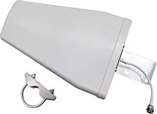 4G LTE Antenna 10dbi 3G / 4G / LTE Universal WideBand Omni Directional Antenna (698-2700 MHz)