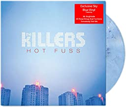 The Killers - Hot Fuss Limited LP Exclusive Blue Vinyl