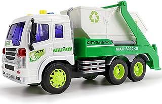 Teamsterz pequeña basura reciclaje camión Niños Luz Y Sonido Juguete Regalo de Cumpleaños nuevo