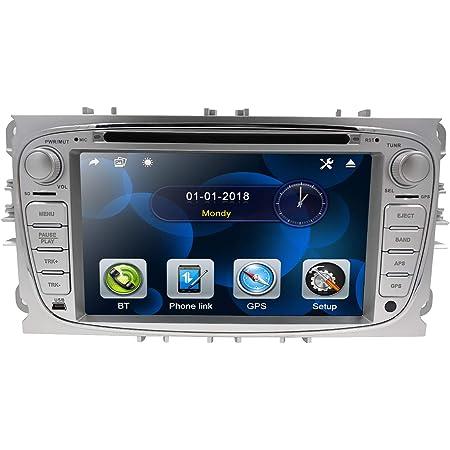 Hizpo 7 Zoll Touchscreen Autoradio Stereo Dvd Player Elektronik