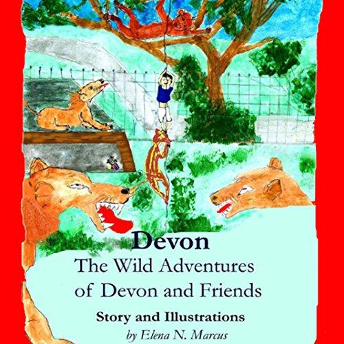 Devon audiobook cover art