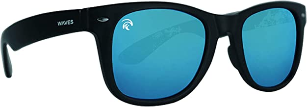 Waves Gear Floating Polarized Sunglasses, Water Proof Unsinkable Sunglasses