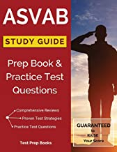 ASVAB Study Guide: Prep Book & Practice Test Questions: (Test Prep Books)