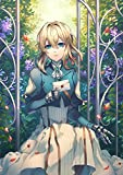 Instabuy Poster Violet Evergarden (A) - A3 (42x30 cm)