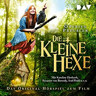 Die kleine Hexe: Das Original-Hörspiel zum Film Titelbild