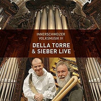 Della Torre & Sieber (Innerschweizer Volksmusik IV) (Live)