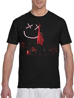 Louis Tomlinson T-Shirt Men Short Sleeve Round Neck tee Summer Basic Tops