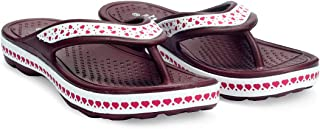 ADDA Women's Synthetic Slippers