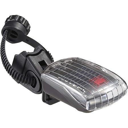 キャットアイ(CAT EYE) セーフティライト SOLAR 自動点灯消灯 リア用 SL-LD210-R ライト 自転車